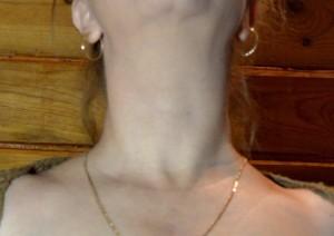 моя шея