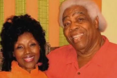 Аннет с мужем